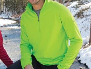 EPEB236 Eddie Bauer® 1/2-Zip Base Layer Fleece.