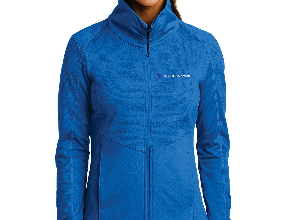LOE702 OGIO® ENDURANCE Ladies Sonar Full-Zip