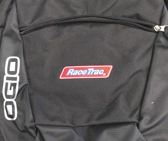 Embroidered backpacks