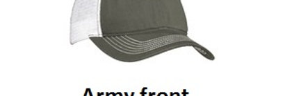 EPDT607 District® - Mesh Back Cap.