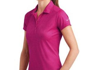 EP838961 Nike Golf Ladies Dri-FIT Crosshatch Polo