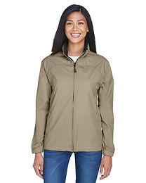 78032 Ash City - North End Ladies' Techno Lite Jacket
