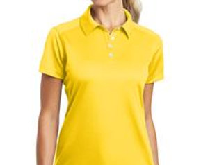 EP354064 Nike Golf - Ladies Dri-FIT Pebble Texture Polo.
