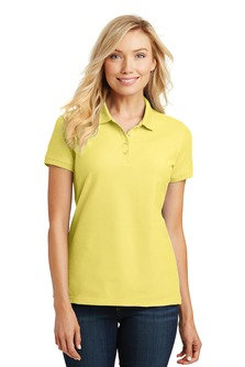 EPL100 Port Authority® Ladies Core Classic Pique Polo