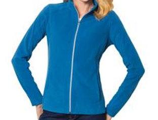 EPL223 Port Authority® Ladies Microfleece Jacket.