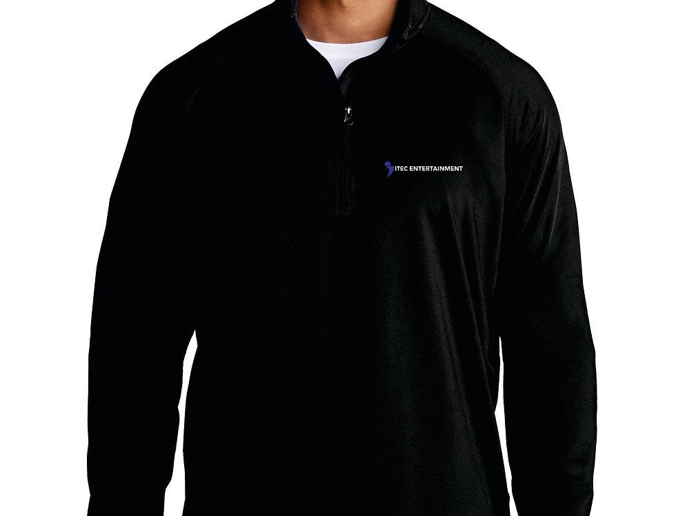 ST850 Sport-Tek® Sport-Wick® Stretch 1/2-Zip Pullover