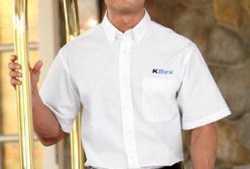 EPS633 Port Authority® Short Sleeve Value Poplin Shirt
