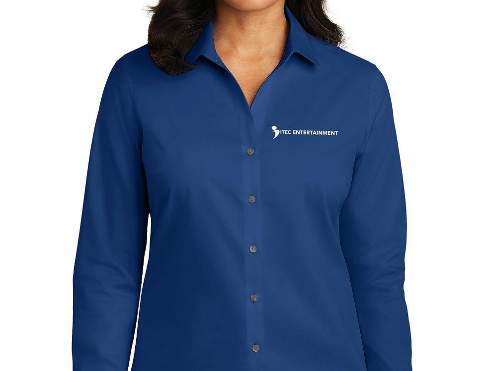 RH79 Red House® Ladies Non-Iron Twill Shirt