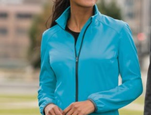 EPL717 Port Authority® Ladies Active Soft Shell Jacket.