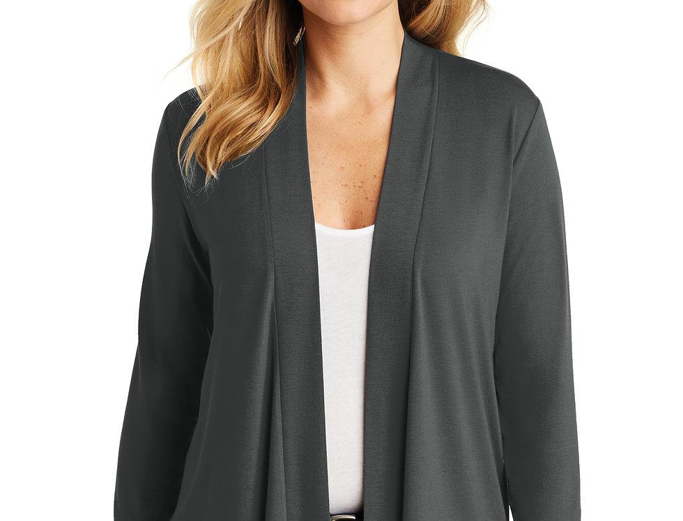 L5430 Port Authority® Ladies Concept Open Cardigan