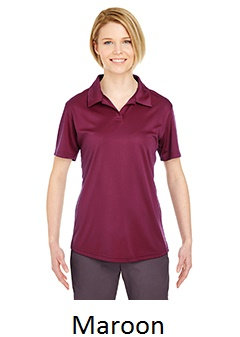 EP8425L UltraClub Ladies' Cool & Dry Sport Performance Interlock Polo