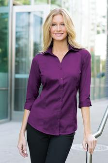 EPL6290 IMPROVED Port Authority® Ladies 3/4-Sleeve Blouse