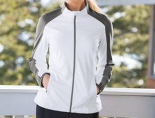 EPL718. Port Authority® Ladies Active Colorblock Soft Shell Jacket.