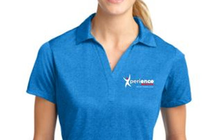 EPLST660 Sport-Tek® Ladies Heather Contender™ Polo