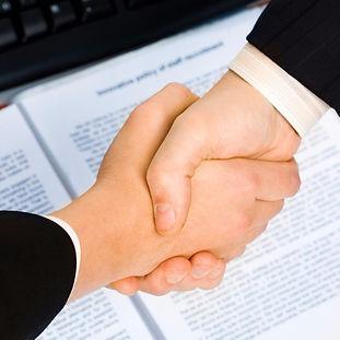 договор рукопожатие