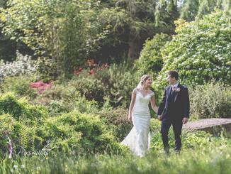 Claire & Nathan, Ness Botanic Gardens