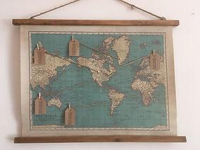 seating plan wedding map vintage frame