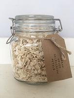 natural biodegradable confetti dried delphinium petal confetti dried rose petals