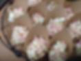 brown kraft cones natural biodegradable confetti dried delphinium petal confetti dried lavender confetti cones