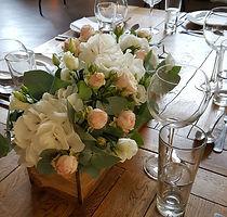 vintage wedding hire floral ceramic milk jugs