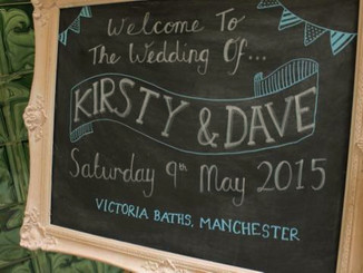 Kirsty & Dave, Victoria Baths