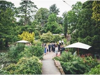Amy & Gavin, Ness Botanic Gardens