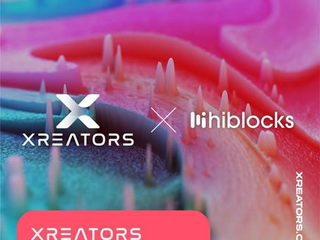 [Partnership] MOU-hiblocks Ltd.(ENG)