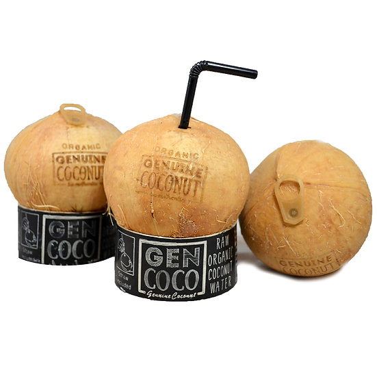 Genuine Selection Coconut