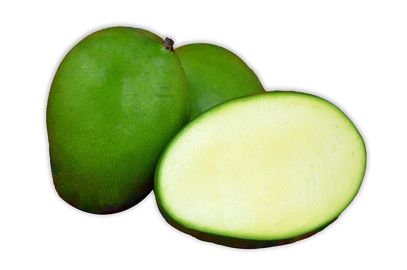 Green Keitt Mango