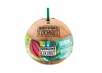 Genuine Drink & Eat Coconut
