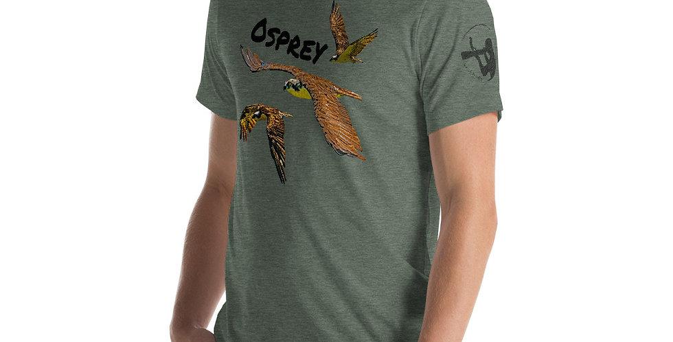 Osprey in Flight T-shirt