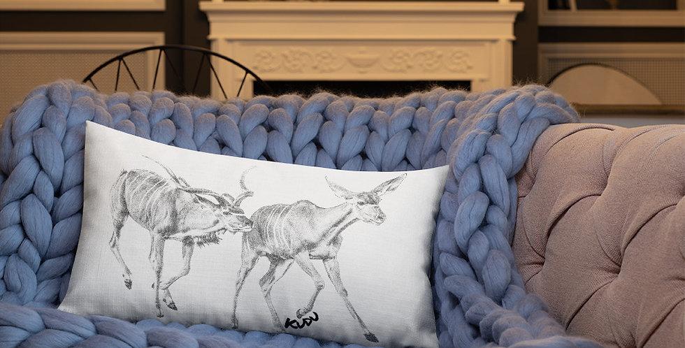 Kudu Pillow