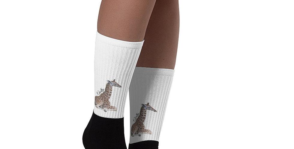 Baby Giraffe Socks