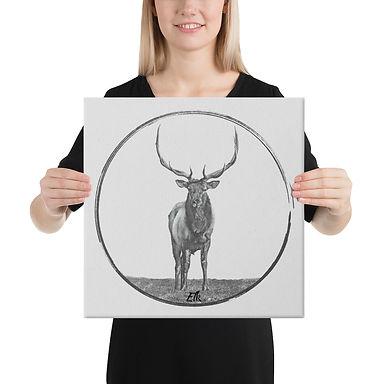 Elk Canvas