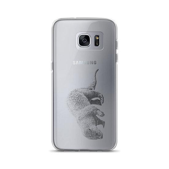 River Otter Samsung Case