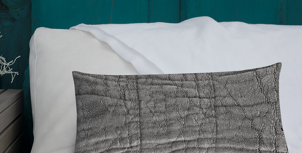 Elephant Trunk Premium Pillow