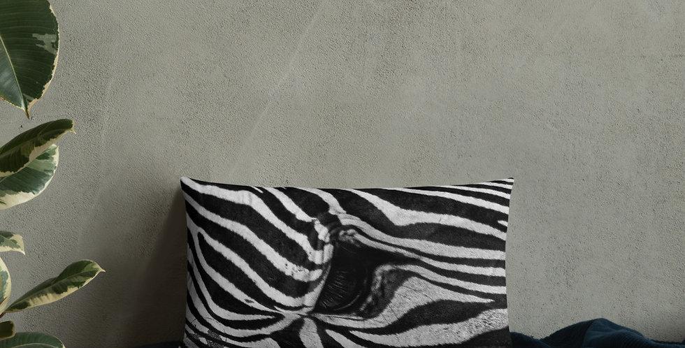 Premium Zebra Pillow
