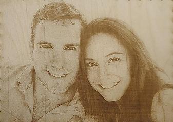 Evan and Maria
