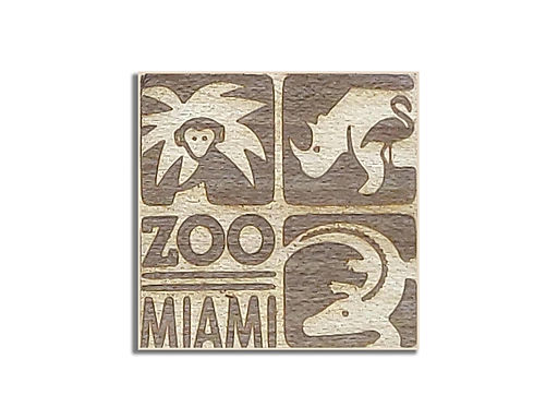 Miami Zoo Logo
