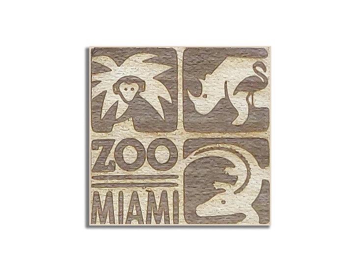 Miami Zoo Logo