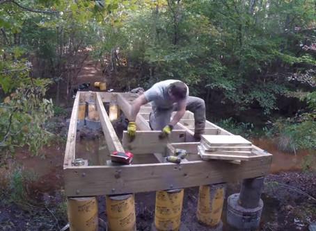 That time I Built a Bridge Alone