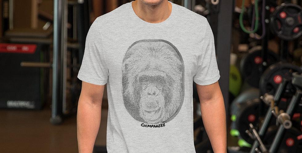 Chimpanzee head T-Shirt