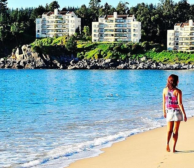 Playa Pingueral