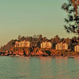 Playa Pingueral - Rocamar