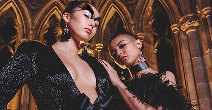 Fashion shoot by Samuel Chapman salon
