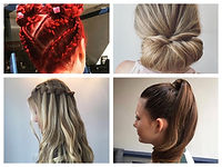 Special occasion hair Brighton