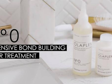 Olaplex 0 in salon and online