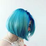 Crazy hair colour Brighton