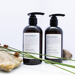 Vegan Shampoo & Conditioner made with organic ingredients