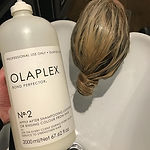 Olaplex hair salon  Hove
